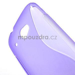 Gelove S-line puzdro pre HTC Desire 601- fialové - 5