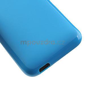 Gélové puzdro pre HTC Desire 601- modré - 5