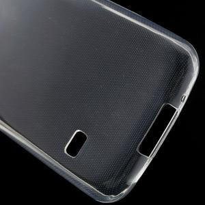 Gélové 0.6mm puzdro pre Samsung Galaxy S5 mini G-800- transparentný - 5