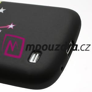Gélové puzdro pro Samsung Galaxy S4 mini i9190- meteor farebný - 5