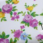 Gélové puzdro pro Samsung Galaxy S4 mini i9190- elegantní kvetina - 5/7