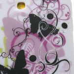 Gelové pouzdro pro Samsung Galaxy S4 mini i9190- vlající motýl - 5/6