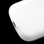 Gelové rámované pouzdro na Samsung Galaxy S3 i9300- transparentní - 5/6
