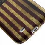 Gelové pouzdro pro Samsung Galaxy S4 i9500- Americká vlajka - 5/5