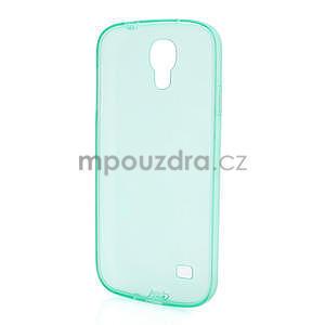 Gélové slim puzdro na Samsung Galaxy S4 i9500- zelené - 5