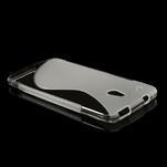 Gélové S-line puzdro pre HTC one Mini M4- transparentný - 5/5