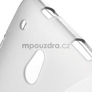 Gélové S-line puzdro pre HTC one Mini M4- šedé - 5