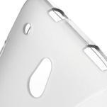 Gélové S-line puzdro pre HTC one Mini M4- šedé - 5/5