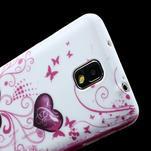 Gélové puzdro pre Samsung Galaxy Note 3- dve srdca - 5/6