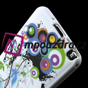 Gélové puzdro na Samsung Galaxy Note 3- květiny - 5