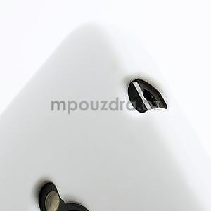 Gélové puzdro pre HTC one M7- farebné motýli - 5