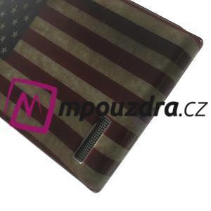 Gélové puzdro na Huawei Ascend G6 - USA vlajka - 5