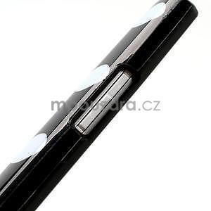 Gélové PUNTÍK puzdro pre LG Optimus L9 P760- čierné - 5