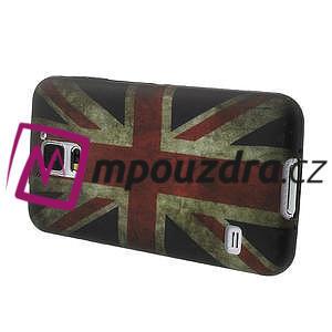 Gelové pouzdro na Samsung Galaxy S5- UK vlajka - 5
