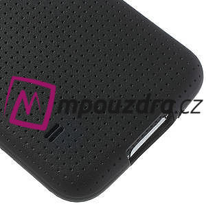 Gélové puzdro pre Samsung Galaxy S5- čierne - 5