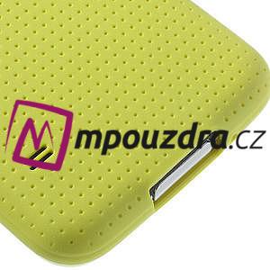 Gélové puzdro pre Samsung Galaxy S5- žlté - 5