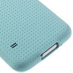 Gelové pouzdro na Samsung Galaxy S5- světlemodré - 5/5