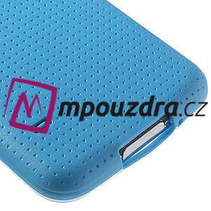 Gélové puzdro pre Samsung Galaxy S5- modré - 5