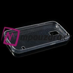 Gelové ultraslim pouzdro na Samsung Galaxy S5- transparentní - 5