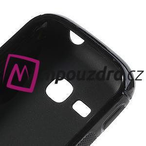Gélové S-line puzdro na Samsung Galaxy Young S6310- čierné - 5
