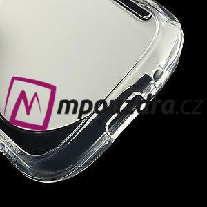 Gélové S-line puzdro na Samsung Galaxy Young S6310- transparentný - 5