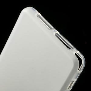 Gélové Ultraslim puzdro pre Sony Xperia Z1 Compact D5503- transparentný - 5