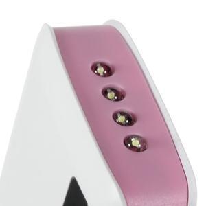 Vysokokapacitní externí nabíjačka PowerBank GT 11 800 mAh - ružová - 5