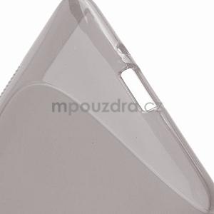 Gélové S-line puzdro pre HTC Desire 600- šedé - 5