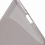 Gélové S-line puzdro pre HTC Desire 600- šedé - 5/6