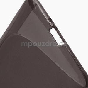Gélové S-line puzdro pre HTC Desire 600- čierné - 5
