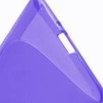 Gélové S-line puzdro pre HTC Desire 600- fialové - 5/6
