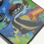 3D puzdro na iPhone 4 4S - mořský svět - 5/5