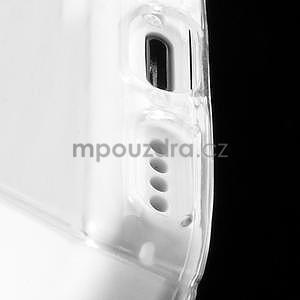 Gélové S-line puzdro pre iPhone 5C- transparentný - 5