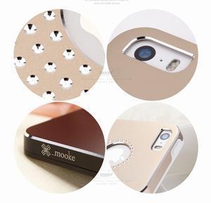 Hliníkové puzdro na iPhone 5, 5s- zlaté - 5