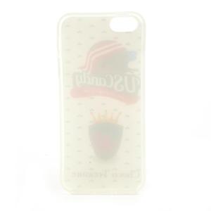 Gélové puzdro na iPhone 5, 5s- US Candy - 5