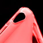 Gélové S-line  puzdro pre LG Optimus L5 II E460- červené - 5/5