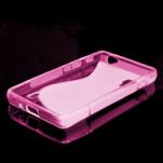Gélové S-line  puzdro pre LG Optimus L5 II E460- růžové - 5/5