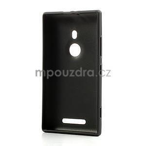 Hybridní 3D puzdro pre Nokia Lumia 925- červené - 5