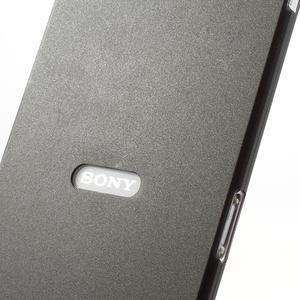 Ultra slim puzdro na Sony Xperia Z ultra- čierné - 5