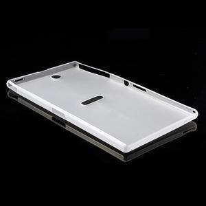 Ultra slim puzdro na Sony Xperia Z ultra- biele - 5
