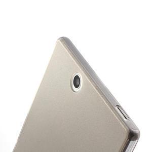 Ultra slim puzdro na Sony Xperia Z ultra- šedé - 5