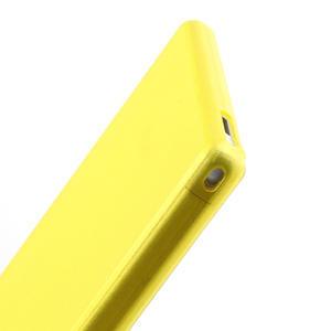 Ultra slim puzdro na Sony Xperia Z ultra- žlté - 5