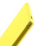 Ultra slim puzdro na Sony Xperia Z ultra- žlté - 5/5