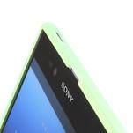 Ultra slim puzdro na Sony Xperia Z ultra- zelené - 5/5