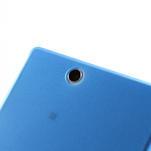 Ultra slim puzdro na Sony Xperia Z ultra- modré - 5/5