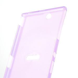 Ultra slim puzdro na Sony Xperia Z ultra- fialové - 5