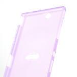 Ultra slim puzdro na Sony Xperia Z ultra- fialové - 5/6