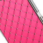 Drahokamovej puzdro pre Sony Xperia Z1 C6903 L39- svetleružové - 5/5