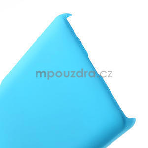 Pogumované  puzdro pre LG Optimus L9 II D605- svetlo modré - 5