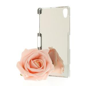 Drahokamovej puzdro pre Sony Xperia Z2 D6503- ružové - 5